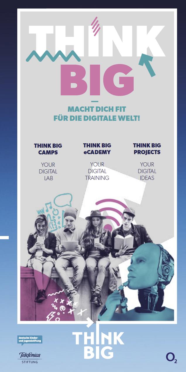 Think Big macht Jugendliche fit für die digitale Zukunft