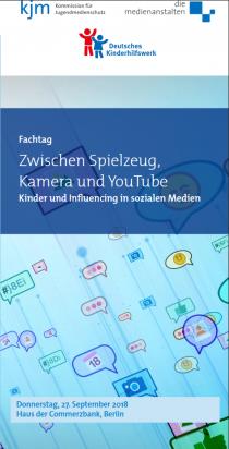 Fachtag: Zwischen Spielzeug, Kamera und YouTube – Kinder und Influencing in sozialen Medien