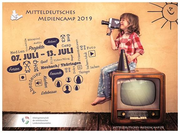Mitteldeutsches Mediencamp 2019