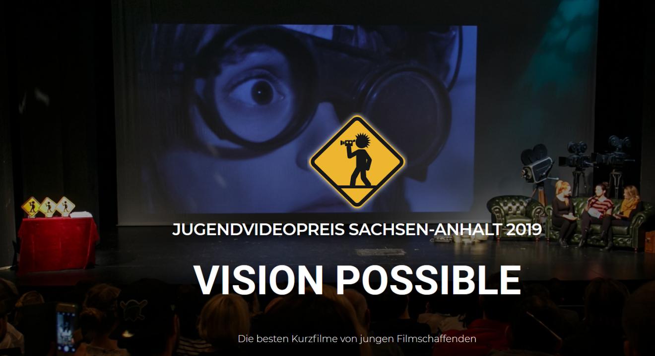 Sechs junge Kurzfilme gewinnen beim 25. Jugendvideopreis Sachsen-Anhalt