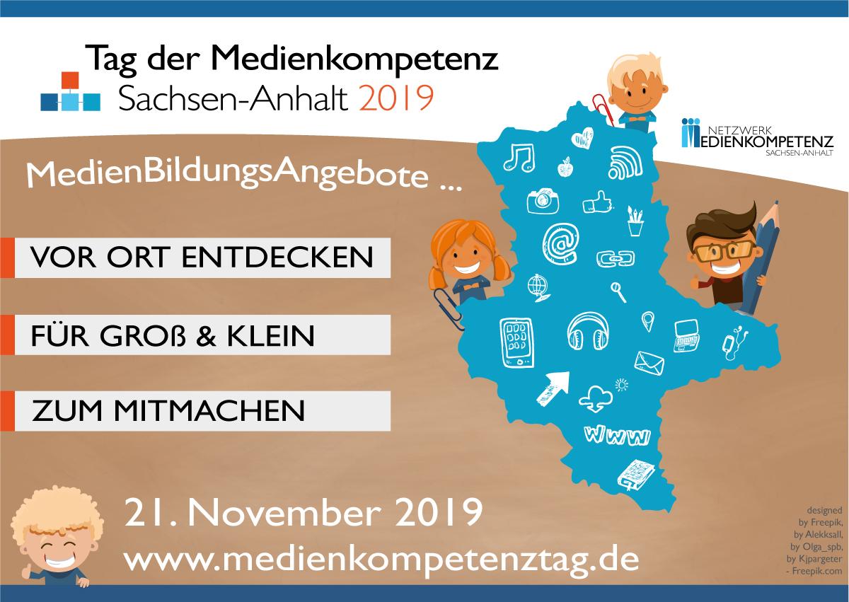 4. landesweiter Tag der Medienkompetenz Sachsen-Anhalt