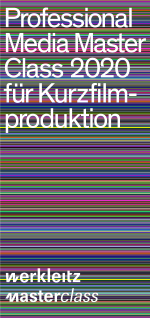 Professional Media Master Class 2020 für Kurzfilmproduktion