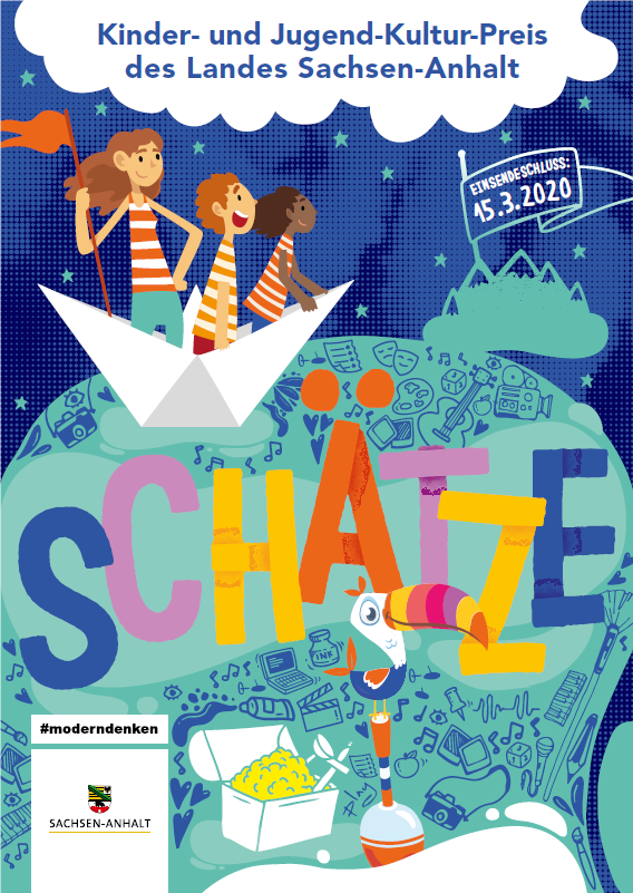 23. Kinder- und Jugend-Kultur-Preis des Landes Sachsen-Anhalt
