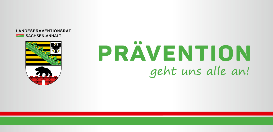 Digitaler 14. Landespräventionstag Sachsen-Anhalt 2021