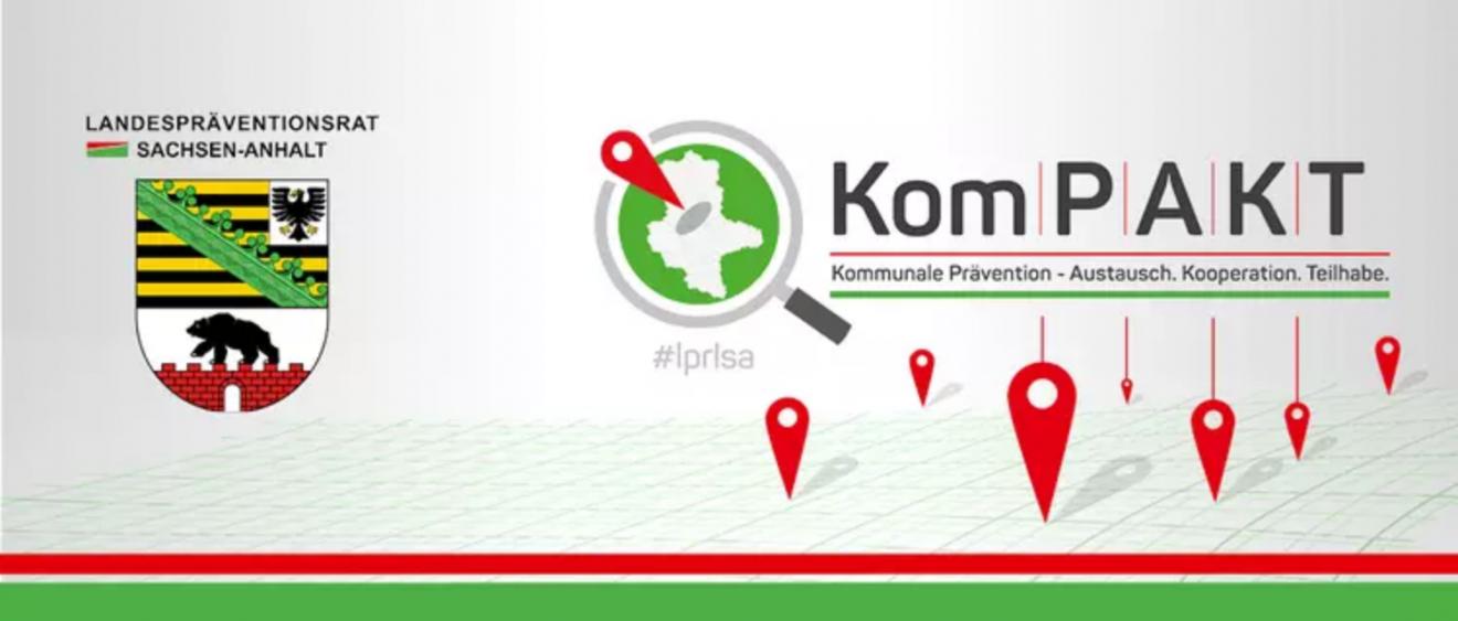 Präventionskampagne KomPAKT: Präventionsatlas des LPR ist online