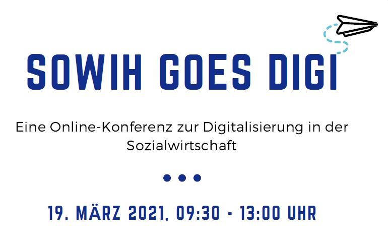 """Online-Konferenz """"SoWiH goes Digi"""""""