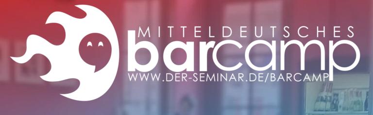 Mitteldeutsches Barcamp
