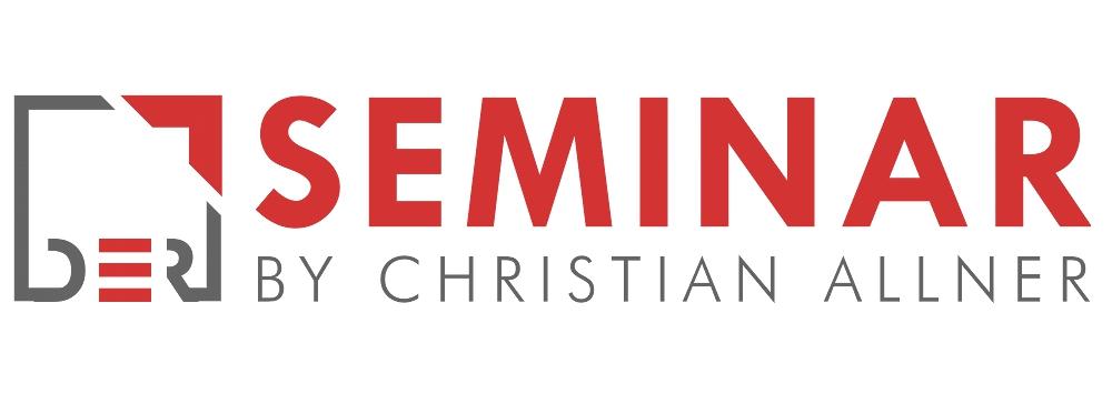 DER SEMINAR - Eine Marke von Schrift-Architekt